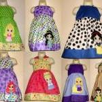 Cutie Princess Knot Dress