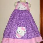 Hello Kitty Angel Dress