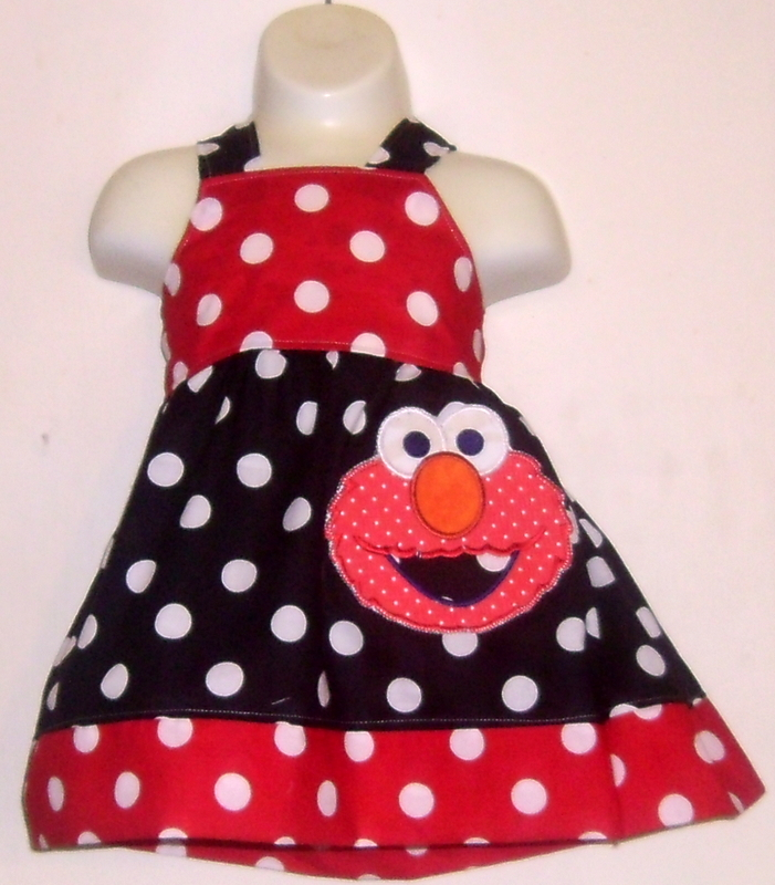Elmo Knot Dress